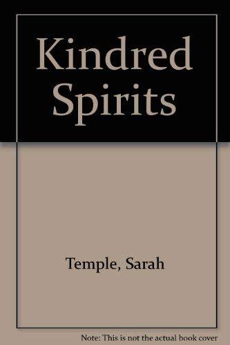 9780373579433: Kindred Spirits