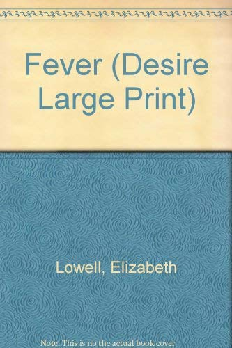 9780373580293: Fever (Desire Large Print S.)