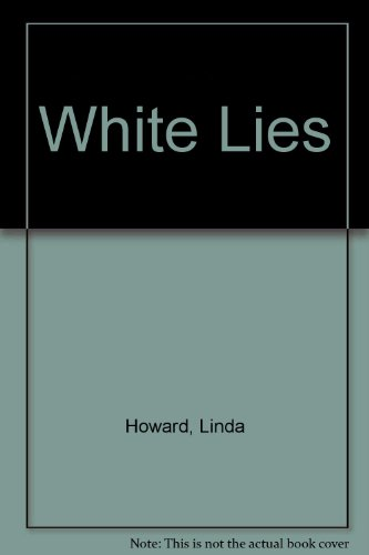 9780373580330: White Lies/Large Print