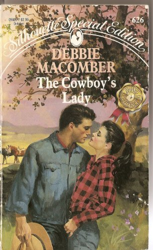 9780373580811: The Cowboy's Lady (The Manning Sisters #1)