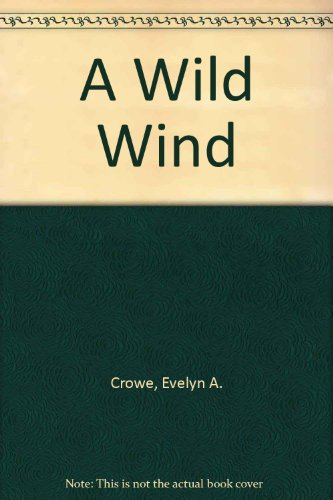 9780373584239: A Wild Wind (Harlequin Superromance, No 294)