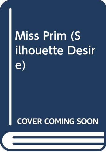9780373585380: Miss Prim (Desire S.)
