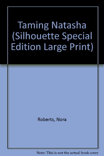 9780373585779: Taming Natasha (Silhouette Special Edition Large Print)