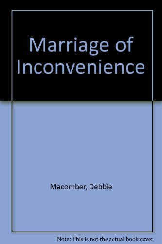 Marriage of Inconvenience (Those Manning Men #1): Macomber, Debbie