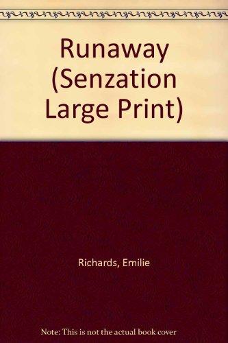 9780373588268: Runaway (Senzation Large Print)