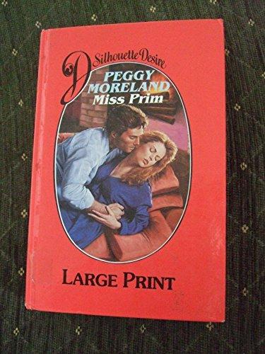 9780373588930: Miss Prim (Silhouette Desire Large Print)
