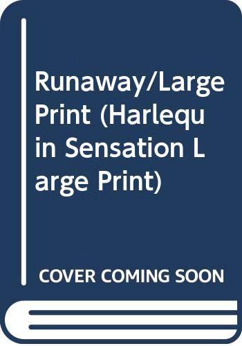9780373589180: Runaway - USA Edtn (Harlequin Sensation Large Print)