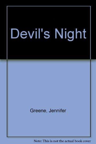 9780373590438: Devil's Night