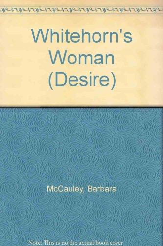 Whitehorn's Woman (Desire) (0373590962) by McCauley, Barbara