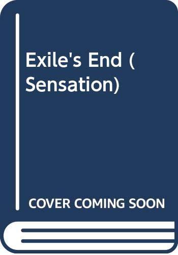 Exile's End (Sensation) (0373591233) by Rachel Lee