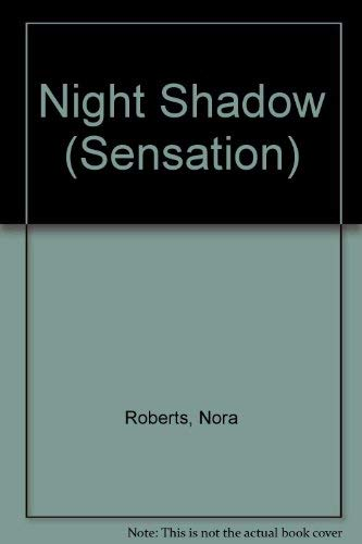 9780373591411: Night Shadow (Sensation)