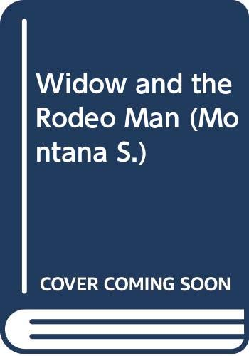 Widow and the Rodeo Man (Montana) (0373595786) by Jackie Merritt