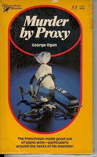 9780373600557: Murder By Proxy (Raven House Mysteries, Volume 55)