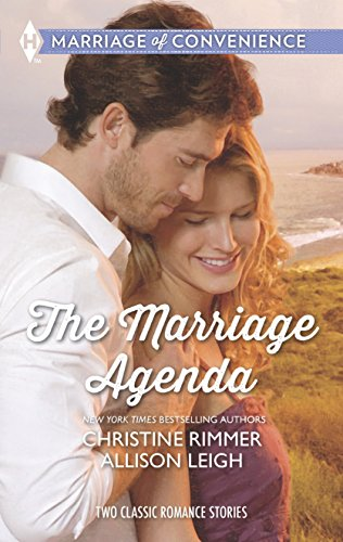 The Marriage Agenda: The Marriage Conspiracy\The Billionaire's: Rimmer, Christine, Leigh,