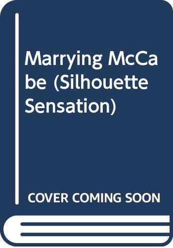9780373602384: Marrying McCabe (Silhouette Sensation - Large Print)