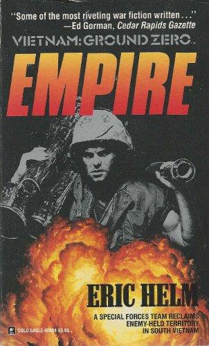 9780373605040: Empire: Super Vietnam Ground Zero #4