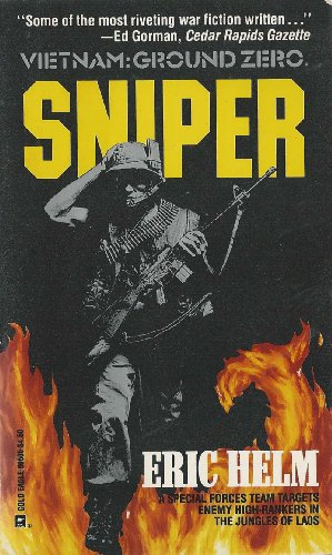 Sniper (Super Vietnam Ground Zero): Eric Helm; Eric Helm