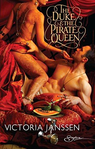 9780373605507: The Duke & the Pirate Queen
