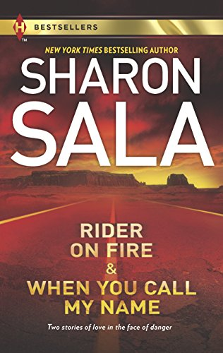 9780373606283: Rider on Fire and When You Call My Name: Rider on Fire\When You Call My Name (Harlequin Bestseller)