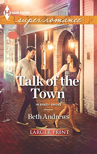 9780373607662: Talk of the Town