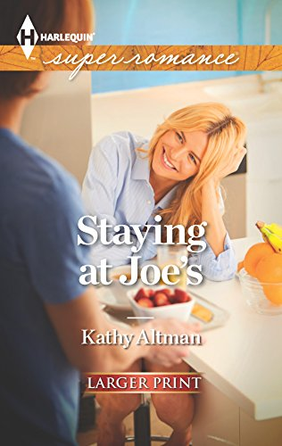 Staying at Joe's: Altman, Kathy