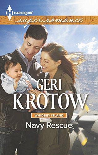 9780373608492: Navy Rescue (Harlequin Super Romance (Larger Print))