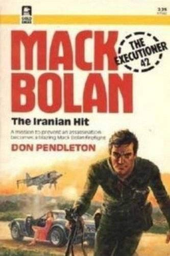 EXECUTIONER #42 : THE IRANIAN HIT