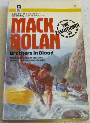 9780373610501: Brothers in Blood (The Executioner #50)