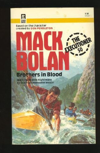 The Executioner No 50 : Brothers in Blood