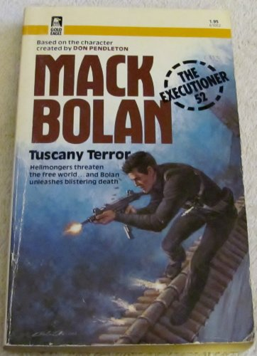 Tuscany Terror (Mack Bolan): Don Pendleton