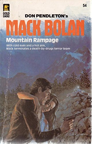 9780373610549: Mountain Rampage (Mack Bolan: the Executioner)