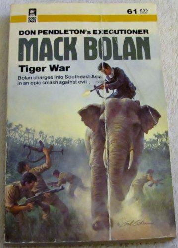 9780373610617: Tiger War (Mack Bolan No 61)