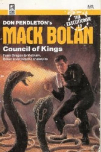 Council Of Kings (Mack Bolan: the Executioner): unknown, Author