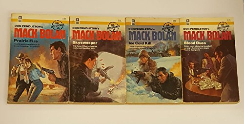 9780373610952: Blood And Thunder (Mack Bolan, the Executioner, No 95)