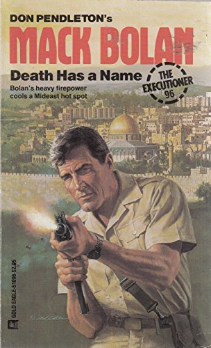 9780373610969: Death Has A Name (The Executioner, No. 96)