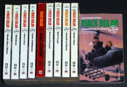 9780373610983: Black Dice (Mack Bolan, Book 98)