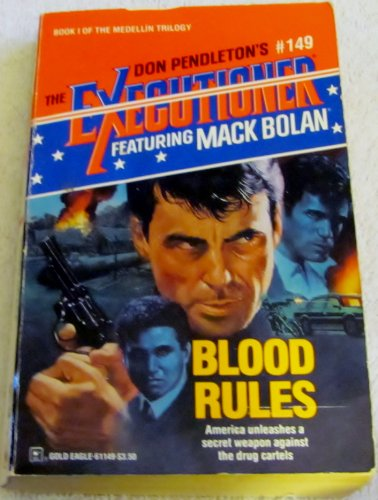 9780373611492: Blood Rules (Mack Bolan)