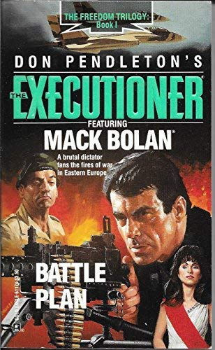 9780373611744: Battle Plan: The Executioner #174 (The Freedom Trilogy : Book 1)