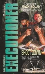 9780373611980: Shoot Down (The Executioner #198) (The Executioner No 198)