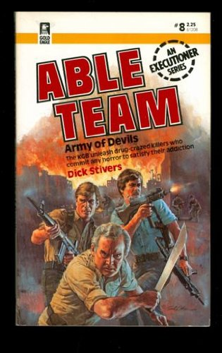 Army of Devils: Stivers, Dick
