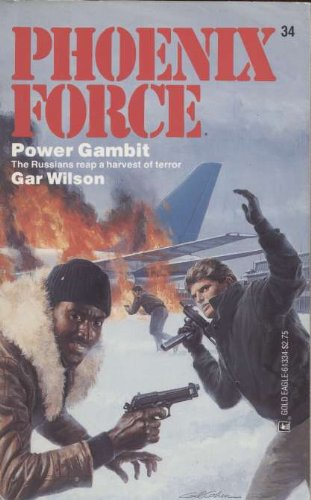 Power Gambit (Phoenix Force)