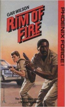 9780373613403: Rim Of Fire (Phoenix Force)