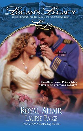 Royal Affair (Logan's Legacy) (0373613865) by Laurie Paige