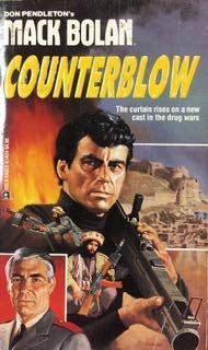 9780373614240: Counterblow (Super Bolan)