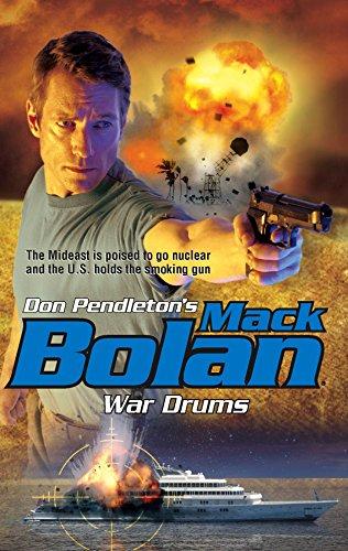 9780373615186: War Drums (Mack Bolan: Super Bolan)