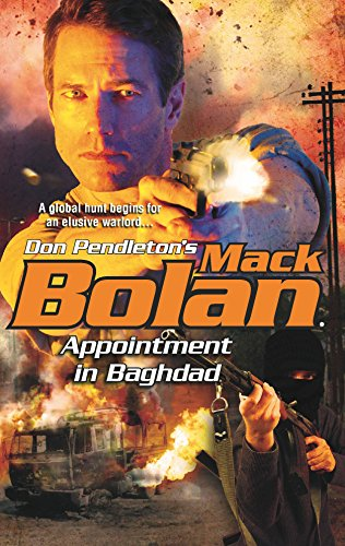 9780373615230: Appointment In Baghdad (Mack Bolan)