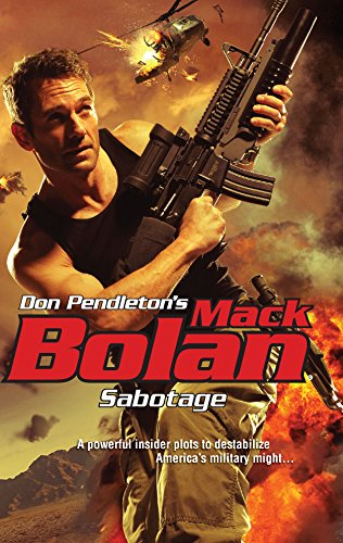 9780373615360: Sabotage (Super Bolan)