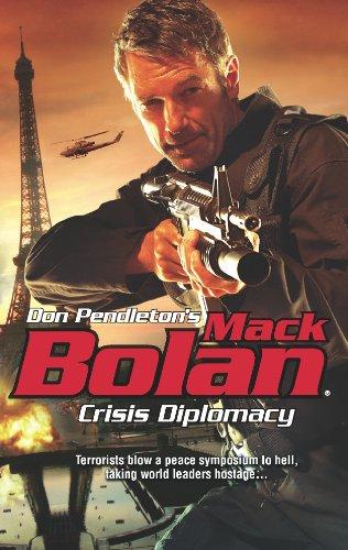 9780373615605: Crisis Diplomacy (Superbolan)