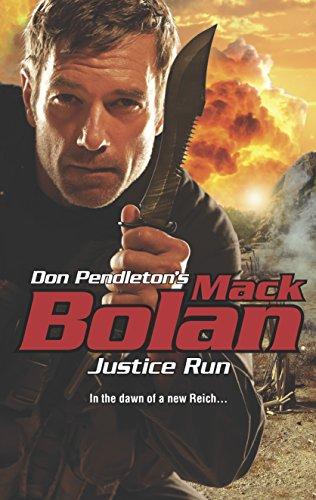 Justice Run (SuperBolan): Pendleton, Don