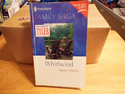 Whirlwind (Family Saga) (0373616341) by Nancy Martin